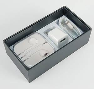 Коробка комплект для продажи iPhone 5 Black (box black)