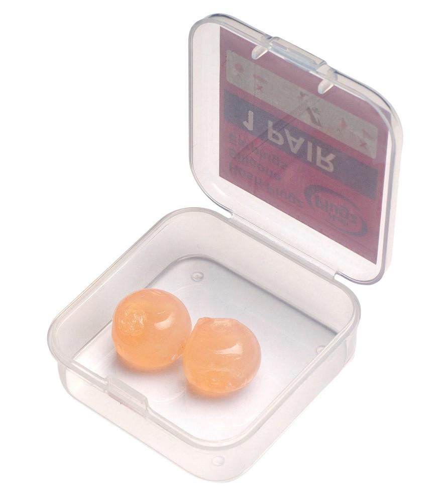 Силиконовые беруши Hush Plugz Pink 1 пара (956-02)