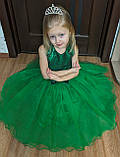 Детские нарядные платья с пайетками на рост 92-110, фото 10