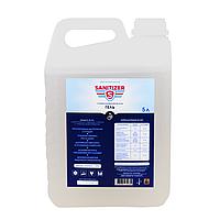 Средство Sanitizer для дезинфекции рук гелевая форма 5 л (SAN12334)
