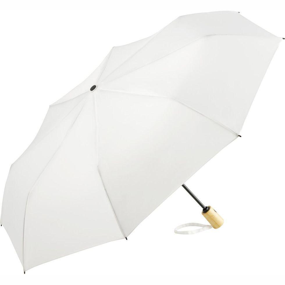 Зонт складаний Fare 5429 ЕКО Білий (307)