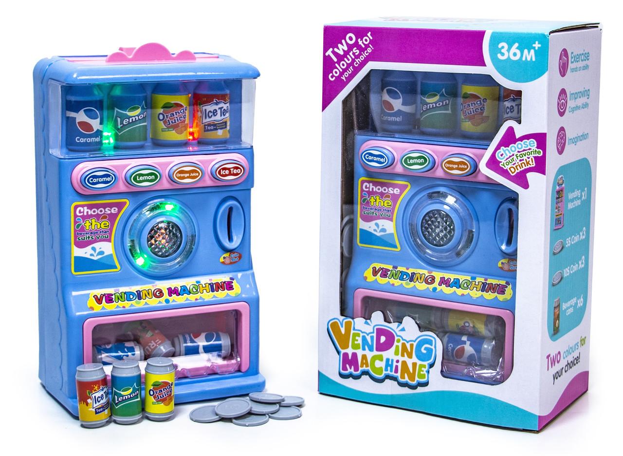 """Игровой набор """"Автомат с газировкой"""" Blue (R111-1A)"""