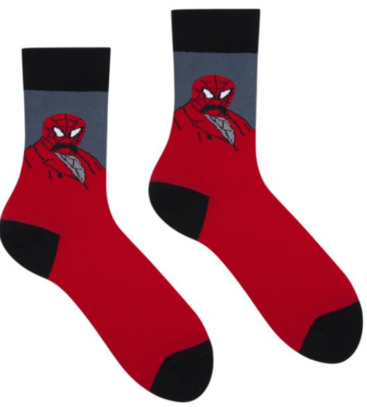 Шкарпетки жіночі Sammy Icon 36-40 Шевченка Спайдермен (009124)
