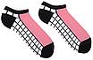 Носки женские короткие Sammy Icon Naples Short 36-40 Черно-белые (009566), фото 2
