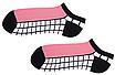 Носки женские короткие Sammy Icon Naples Short 36-40 Черно-белые (009566), фото 3