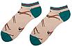Мужские короткие носки Sammy Icon Bari Short 40-46 Кремовые (009569), фото 2