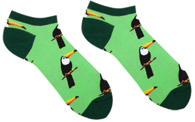 Шкарпетки короткі чоловічі Sammy Icon Rio Short 40-46 Салатові (009571)