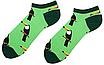 Шкарпетки короткі чоловічі Sammy Icon Rio Short 40-46 Салатові (009571), фото 2