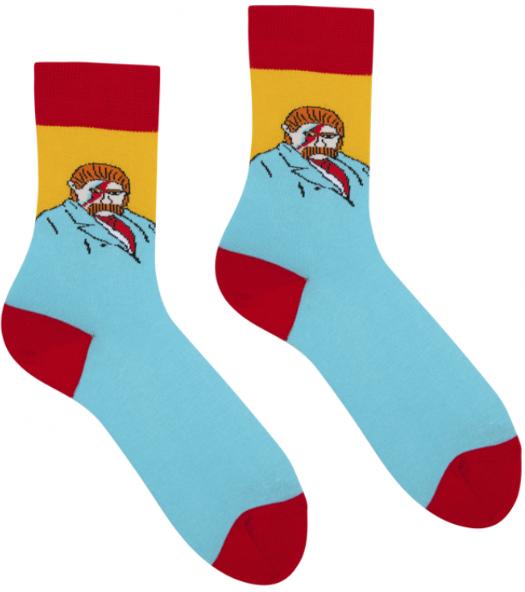 Шкарпетки чоловічі Sammy Icon 40-46 Шевченка Девід Боуї (009130)