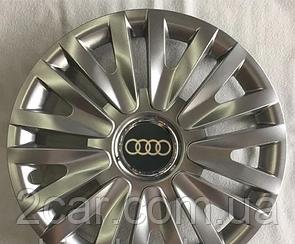 Колпаки Audi R14 (Комплект 4шт) SJS 217