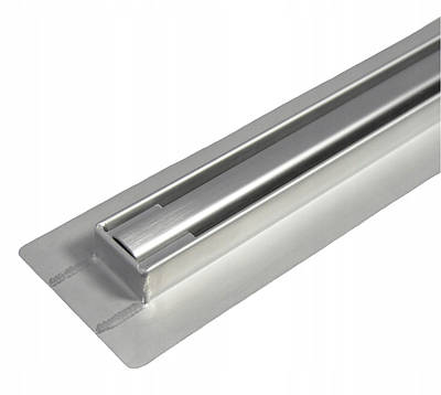 Трап для душа BW Tech Slim 70 см нержавейка поворотный выход (RSK01700)
