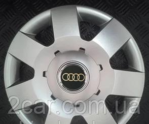 Колпаки Audi R14 (Комплект 4шт) SJS 219