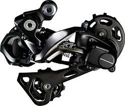 Перемикач задній Shimano RD-M8050-GS Di2 XT SHADOW+ 11-швидкостей, середня лапка