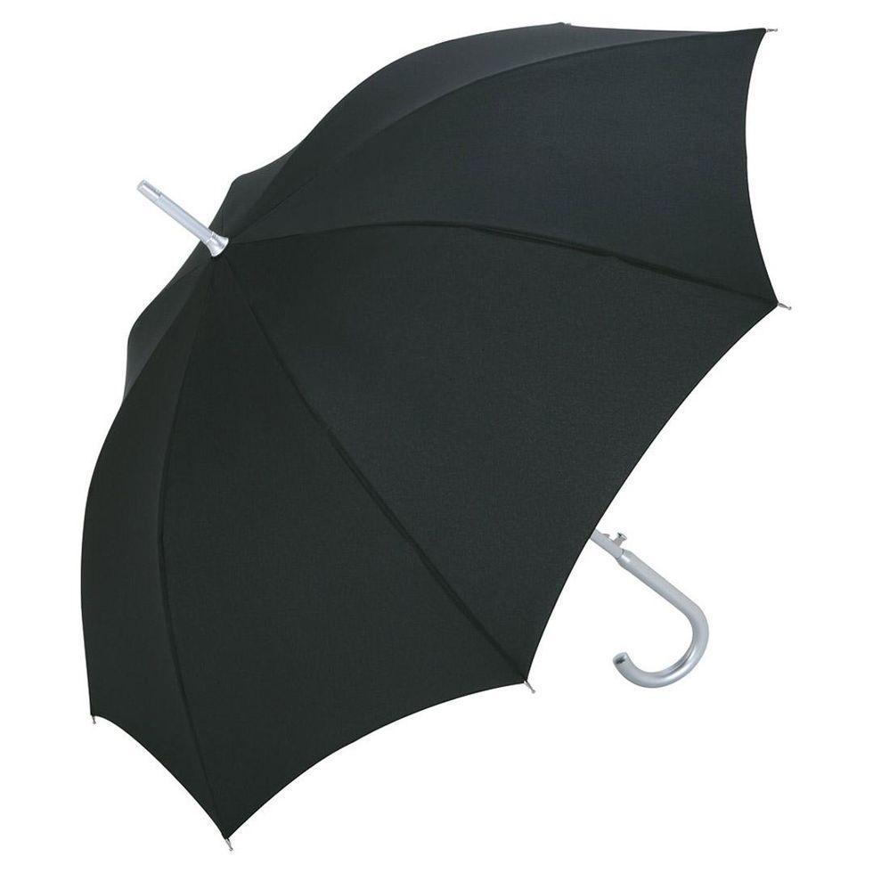 Зонт-трость Fare 7850 з тефлоновим куполом Чорний (302)