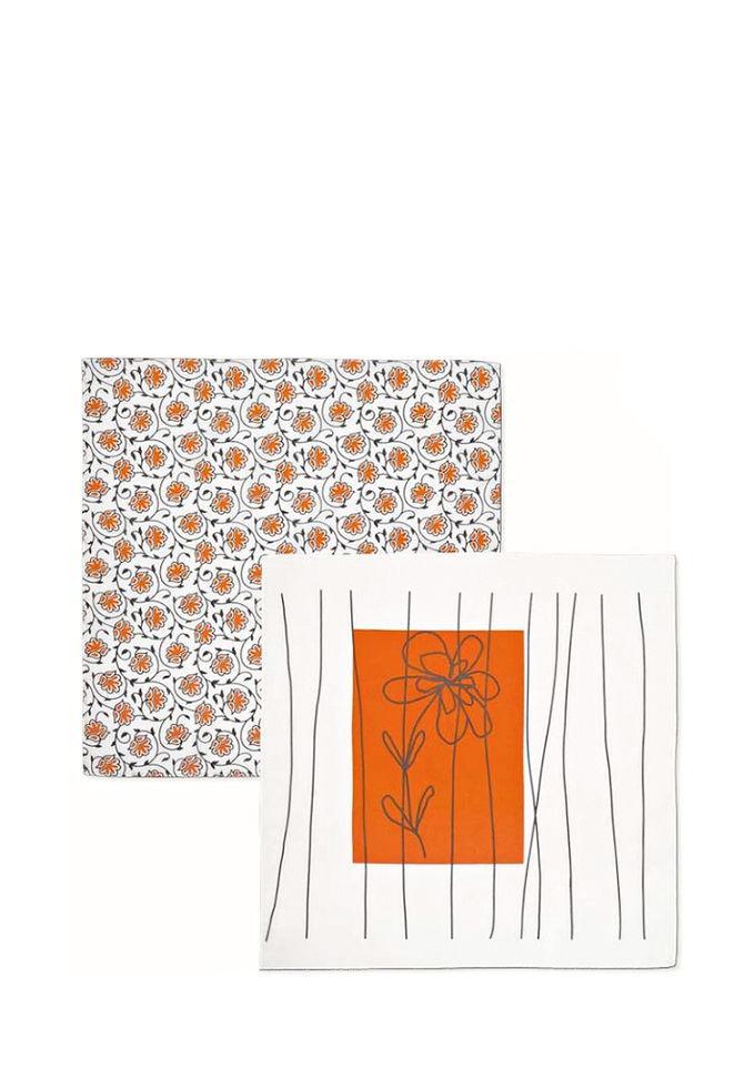 Комплект жіночих носових хусток Guasch 622.80 S12 (196)