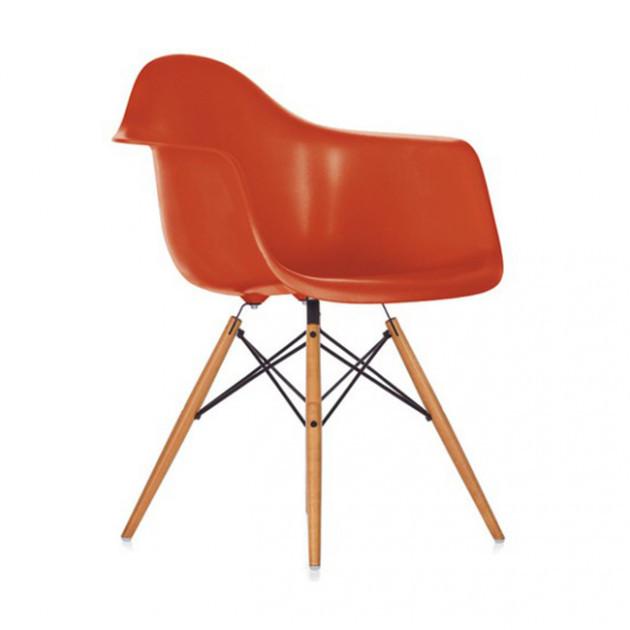 Кресло SDM Тауэр Вуд Красный (hub_IUec34409)
