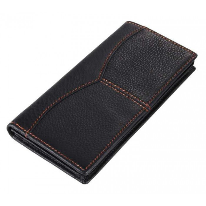 Мужское портмоне GMD Черный (8059A)