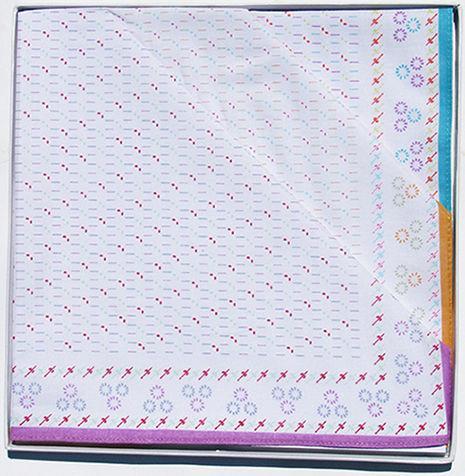 Комплект женских носовых платков Marvin 604.82-08 (199)