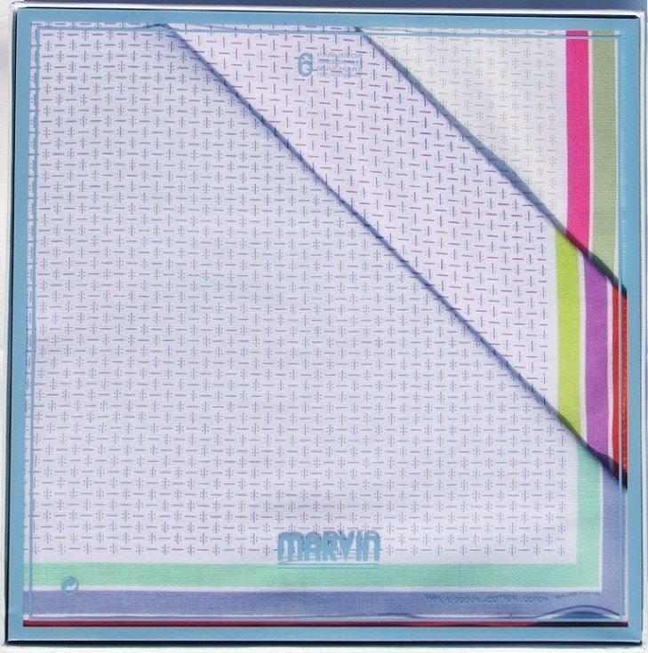 Комплект жіночих носових хусток Marvin 604.82-17 (210)