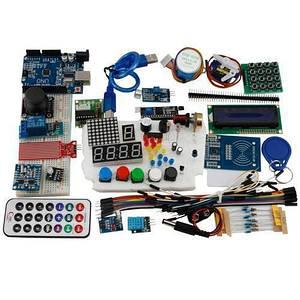 Набор для сборки Arduino Uno R3 обучающий (006046)