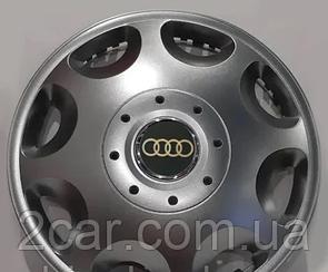 Колпаки Audi R15 (Комплект 4шт) SJS 300
