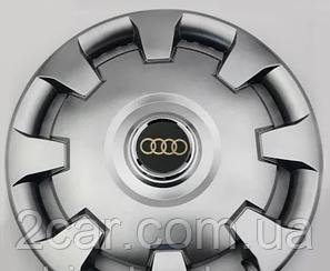Колпаки Audi R15 (Комплект 4шт) SJS 303
