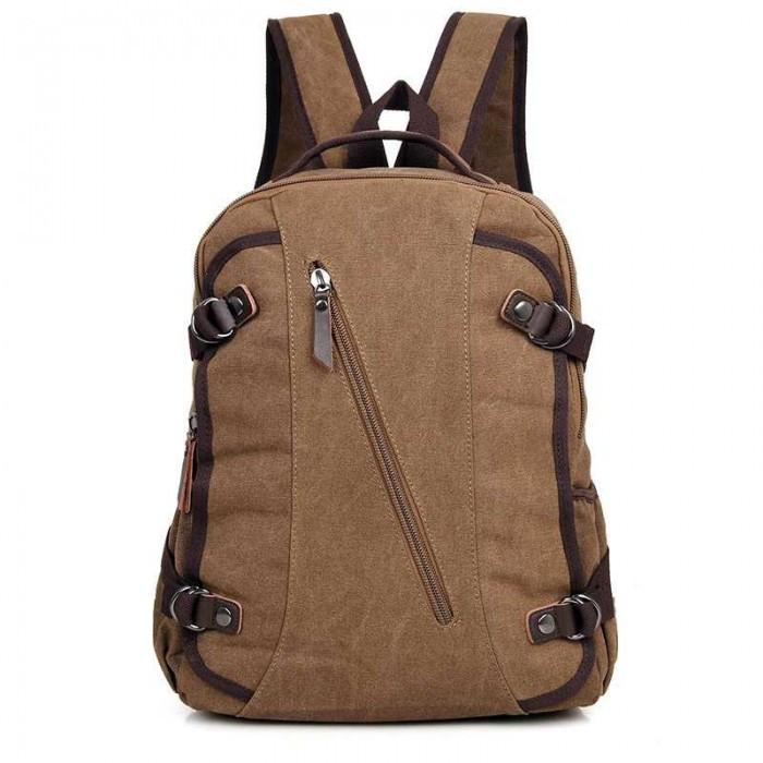 Чоловічий рюкзак GMD Бежевий (9037C)