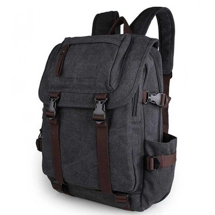 Чоловічий рюкзак GMD Чорний (9023A)