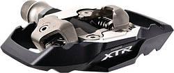 Педали контактные Shimano PD-M9020 XTR, SPD рамка, TRAIL/ENDURO