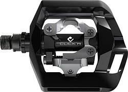 Педали Shimano PD-T421, Click`R SPD, рамка, черн