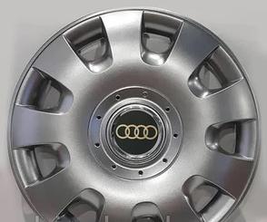 Колпаки Audi R15 (Комплект 4шт) SJS 304