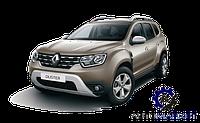 Задняя панель Renault Duster 2 2018-