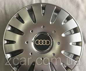 Колпаки Audi R15 (Комплект 4шт) SJS 306