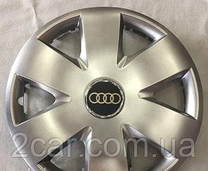Колпаки Audi R15 (Комплект 4шт) SJS 308