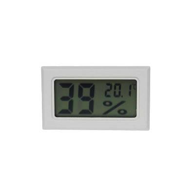 Термогигрометр Supretto для измерения температуры и влажности воздуха (5628)
