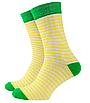 Шкарпетки жіночі Mushka Limono SWY001 36-39 Смужка (009478), фото 2