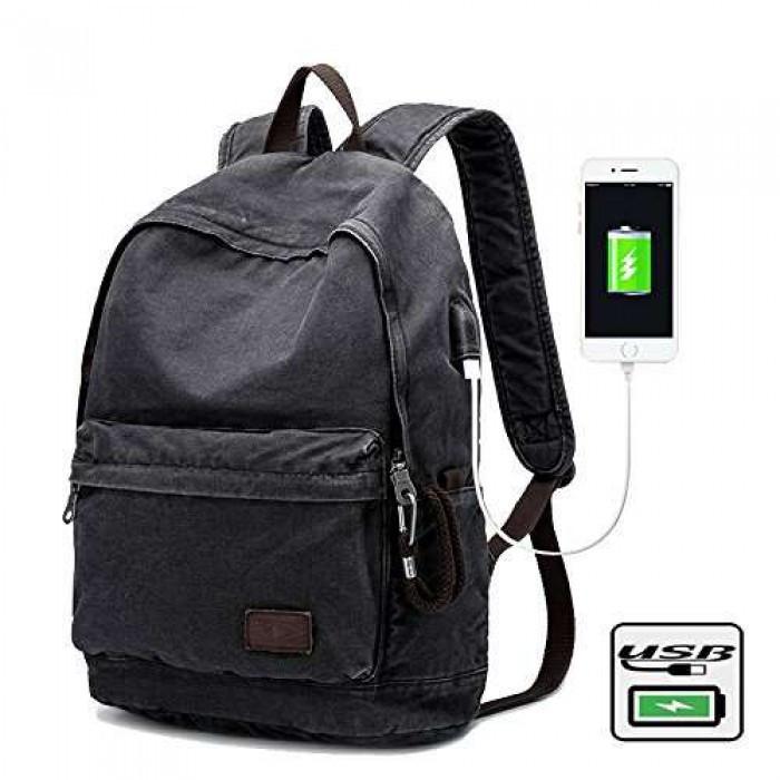 Мужской рюкзак BUG Темно-серый (ME1718BK)
