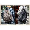 Мужской рюкзак BUG Темно-серый (ME1718BK), фото 3