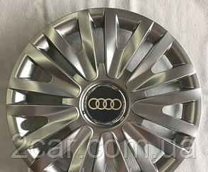 Колпаки Audi R15 (Комплект 4шт) SJS 313