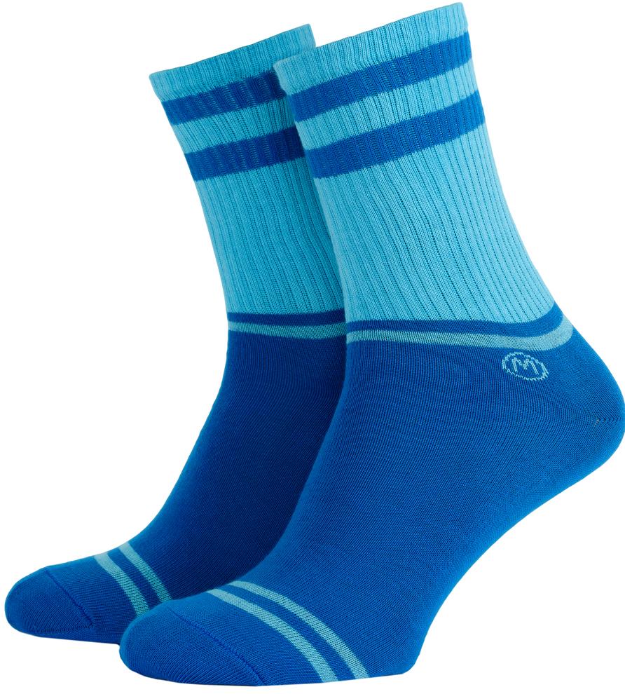 Носки женские Mushka Athletic blue ATB001 36-40 Синие (009506)