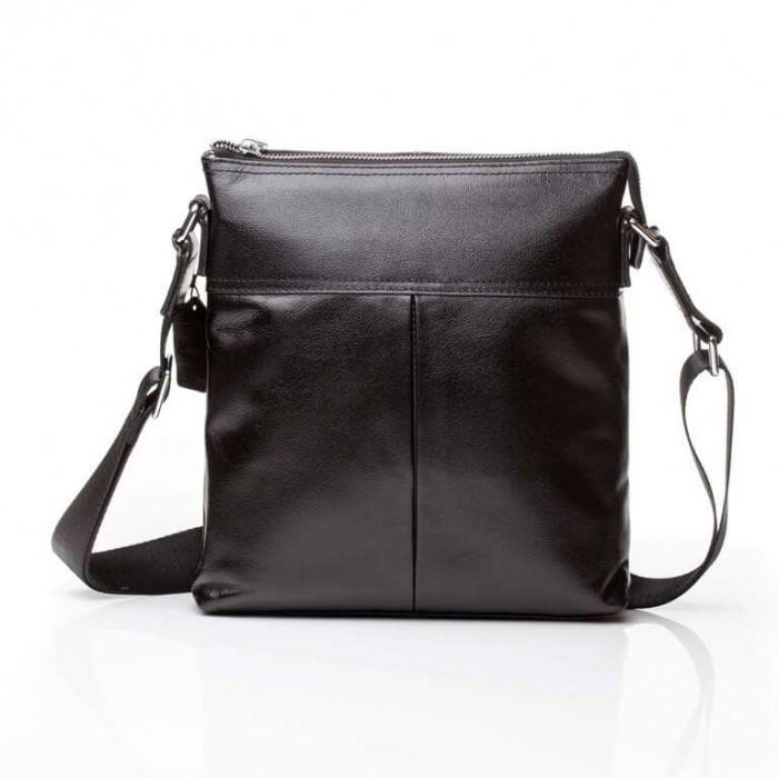 Чоловічий месенджер Tiding Bag Чорний (M6969-1A)