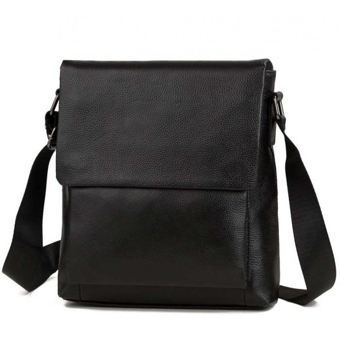 Чоловічий месенджер Tiding Bag Чорний (A25-1278A)