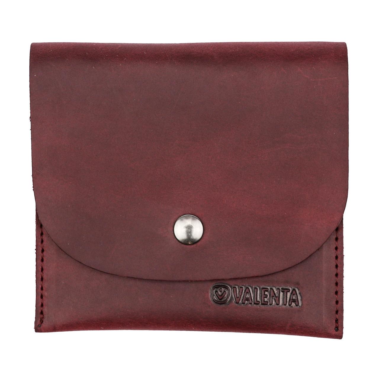 Маленький кошелек Valenta Encore Бордовый (ХР230992h )
