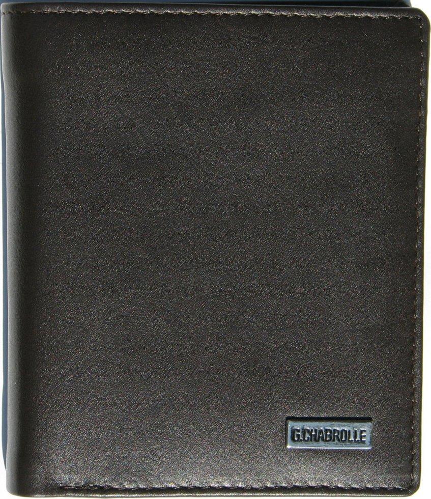 Портмоне Lindenmann Georges Chabrolle - 90007 Коричневое (1153)