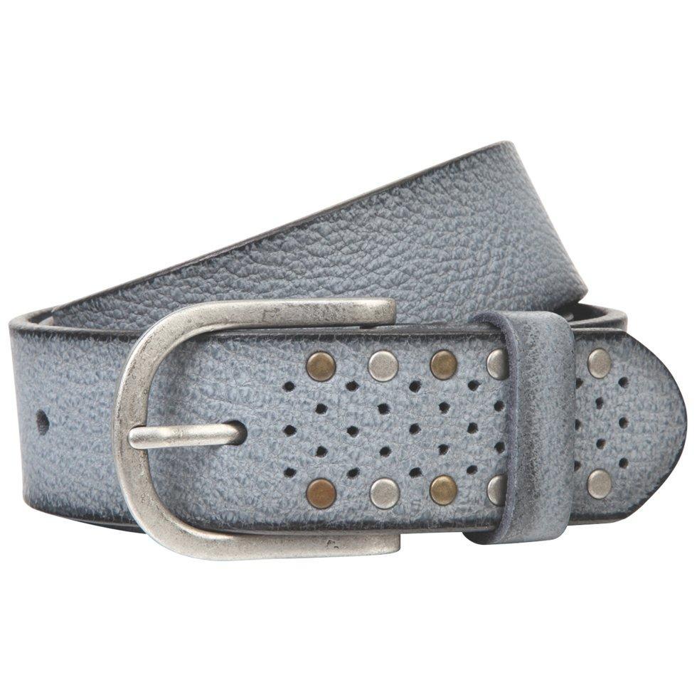 Ремінь жіночий Lindenmann The art of belt 40135 Блакитний (1149)
