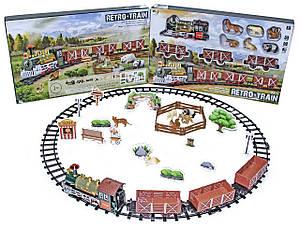 """Детская железная дорога """"Retro Train"""" (6327)"""