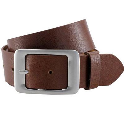 Ремень женский Lindenmann The art of belt 40087 Коричневый (377)
