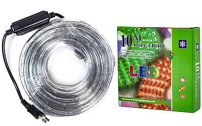 Гирлянда дюралайт светодиодная уличная и внутренняя 10 метров Multicolor (1503746628)