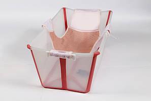 Гамак TM Lindo для купания детей Красный (P 270)