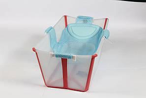 Гамак TM Lindo для купания детей Голубой (P 271 гол)
